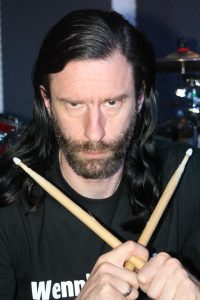 Stefan - Drums