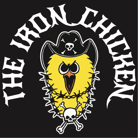 THE IRON CHICKEN
