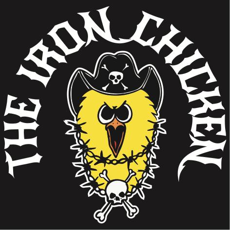 THE IRON CHICKEN